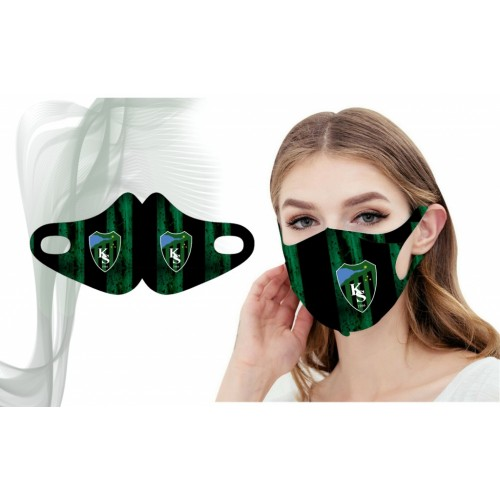 Kocaelispor Siyah Bez Maske