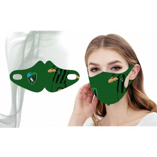Kocaelispor Yeşil Bez Maske