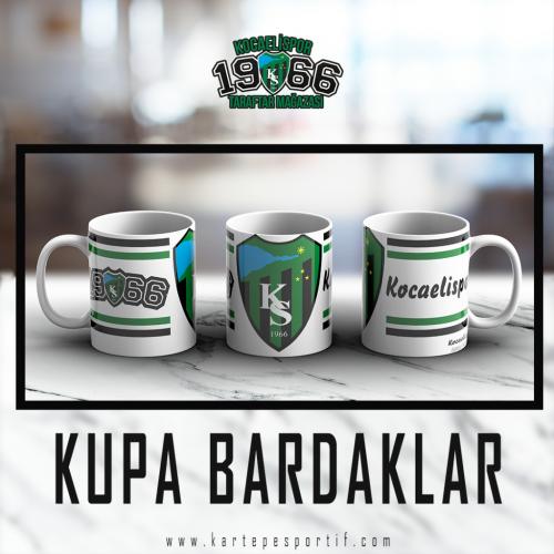 Kocaelispor 1966 Baskılı Kupa Bardak