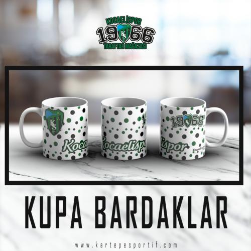 Kocaelispor Puantiyeli Kupa Bardak