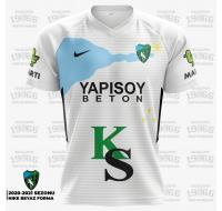 Kocaelispor 2020 Beyaz Forma