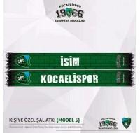 Kocaelispor Kişiye Özel Atkı(Model5)