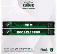 Kocaelispor Kişiye Özel Atkı(Model6)